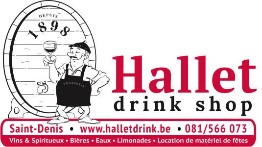 Hallet Drink Shop